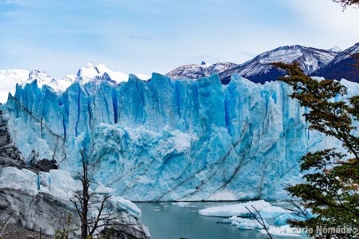 fenomeno gran ruptura del glaciar perito moreno