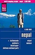 mapa carreteras nepal