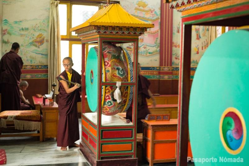 monasterio jangchub choeling gompa