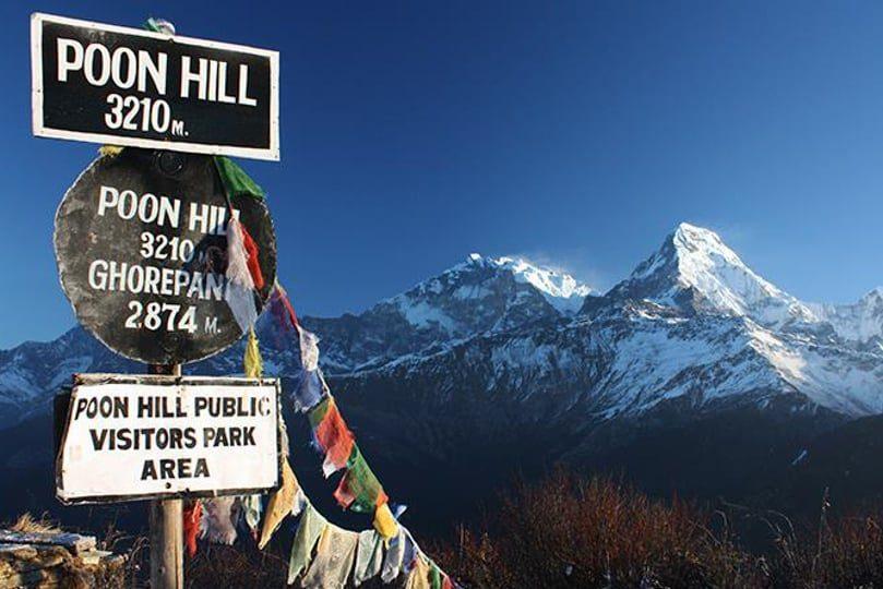 guia trekking ghorepani poon hill