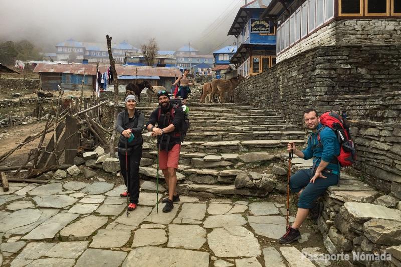 aldea de ghrepani nepal