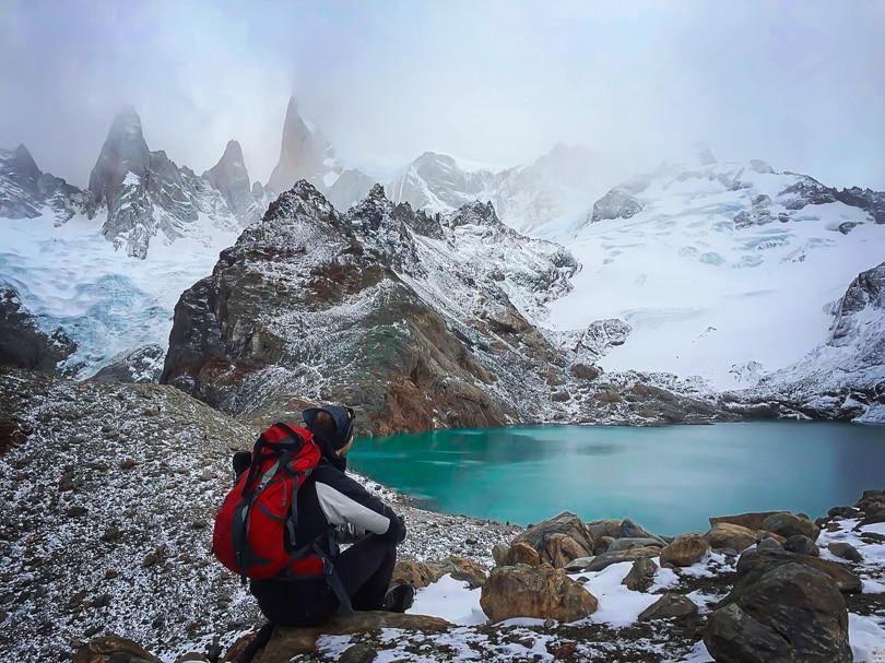 guia para hacer senderismo en el chalten patagonia argentina