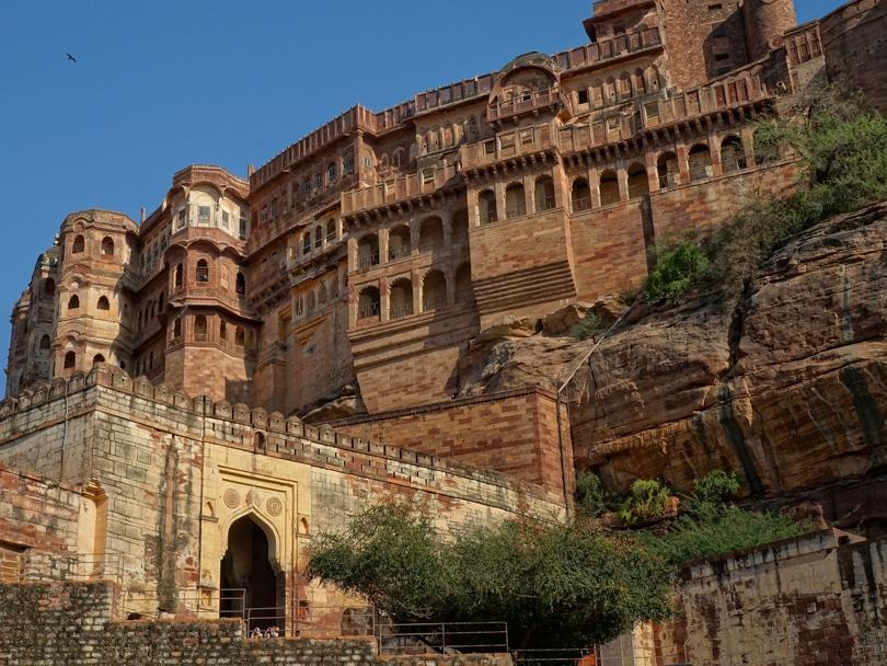 ruta de 15 dias por el norte de india uttar pradesh yrajathan