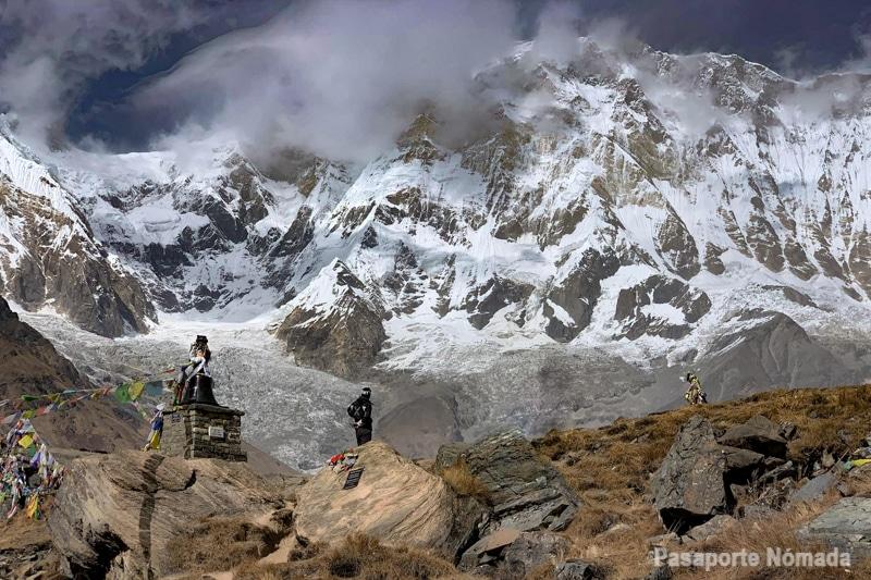 santuario de annapurna