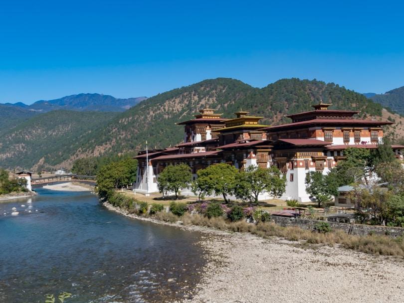 viaje de cinco dias a bhutan