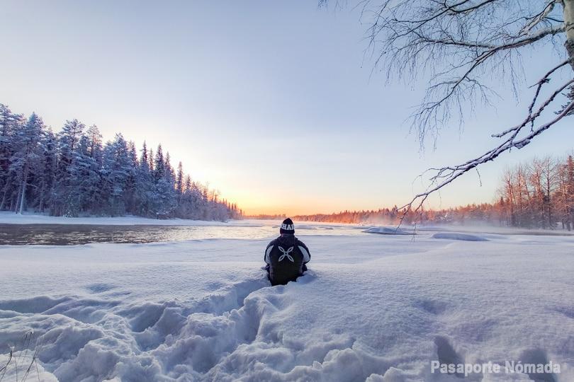 que ver y que hacer en rovaniemi en invierno