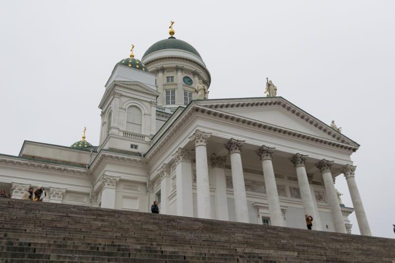 catedral luterana tuomiokirkko helsinki