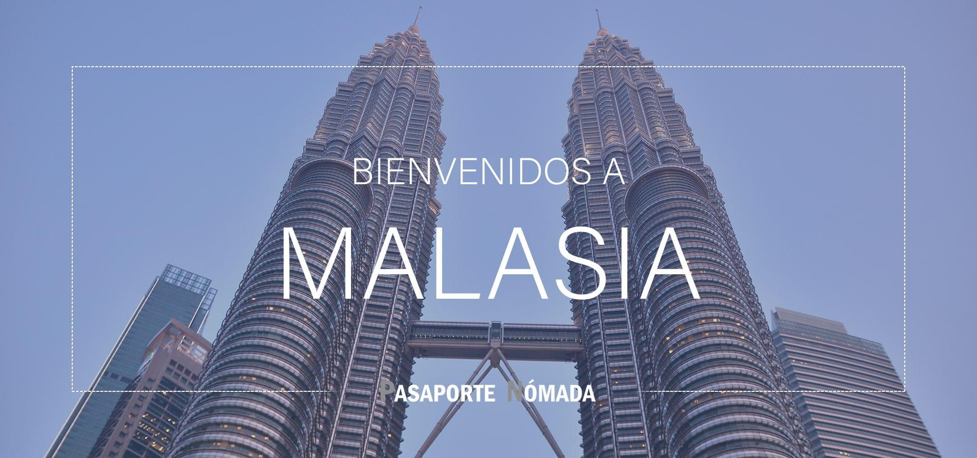 destinos para viajar malasia
