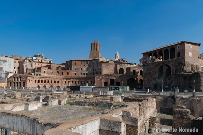 mercados de trajano roma