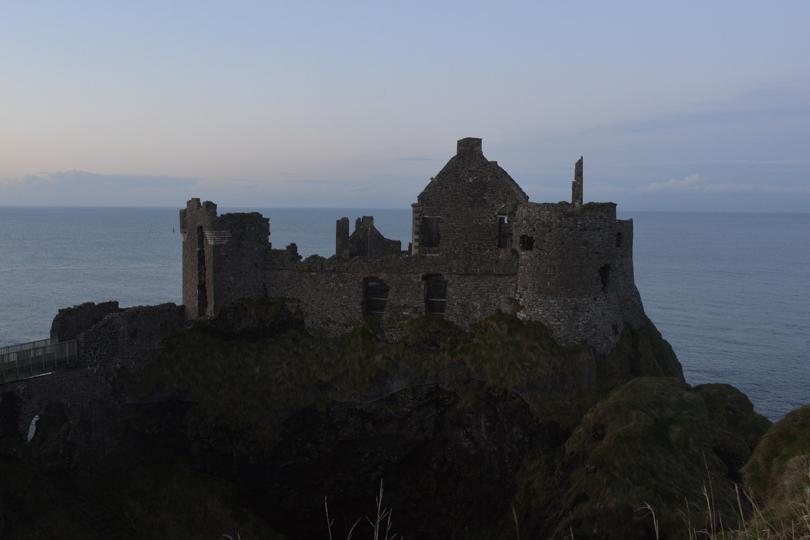 ruta de 7 dias por irlanda castillo de dunluce
