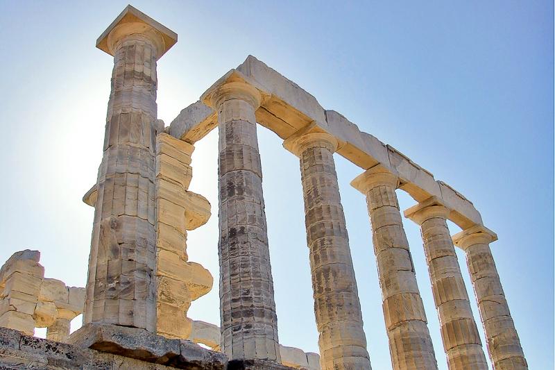 ruta por la grecia clasica y el peloponeso en 7 dias