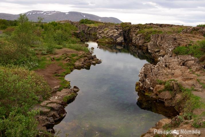 fisuras de thingvellir islandia circulo d eoro islandia