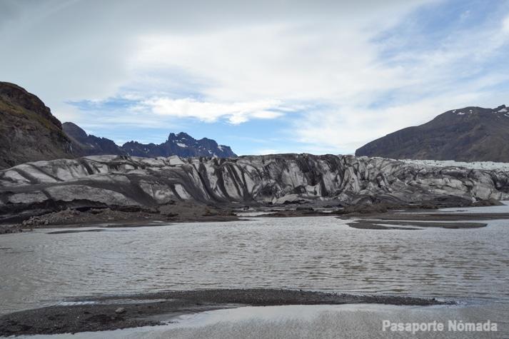 glaciar skaftafelljokul sur de islandia