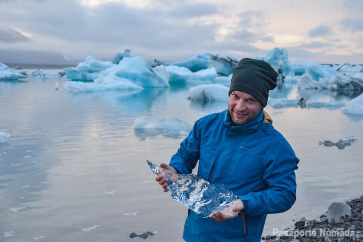laguna de jokulsarlon ruta de 10 dias por islandia en caravana